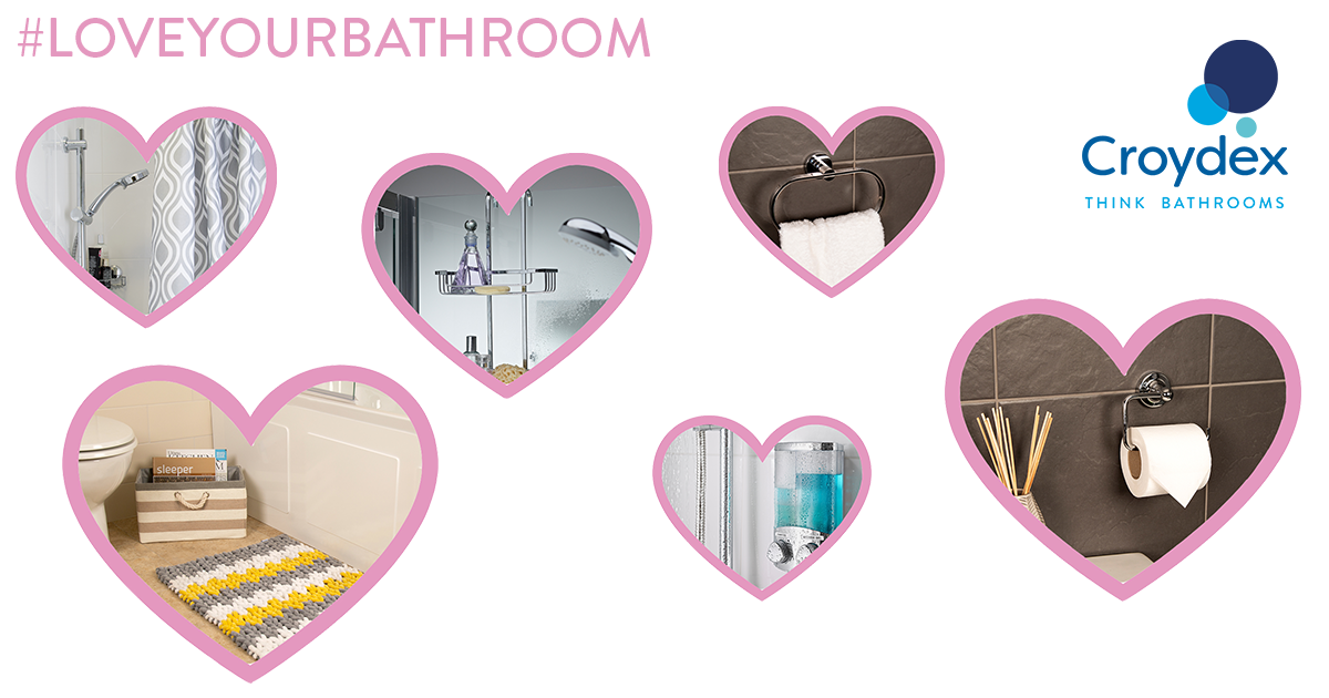 Show your bathroom some love this February