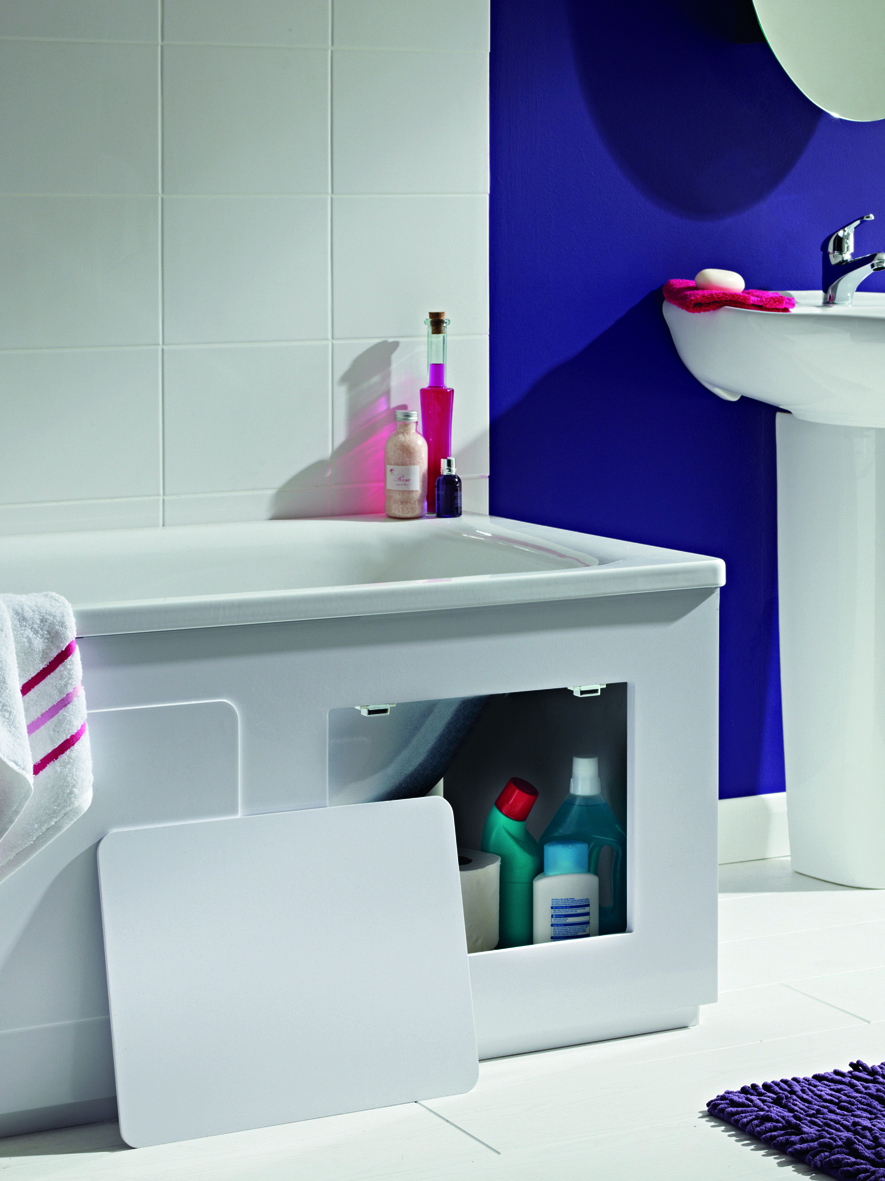 REFRESH YOUR BATHROOM! STORAGE SOLUTIONS