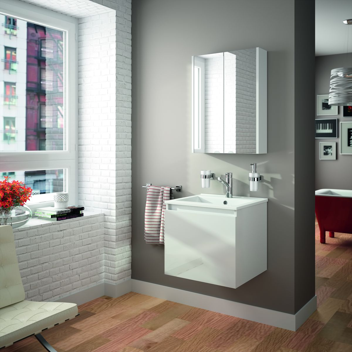 Update your bathroom in an hour or less! - Croydex