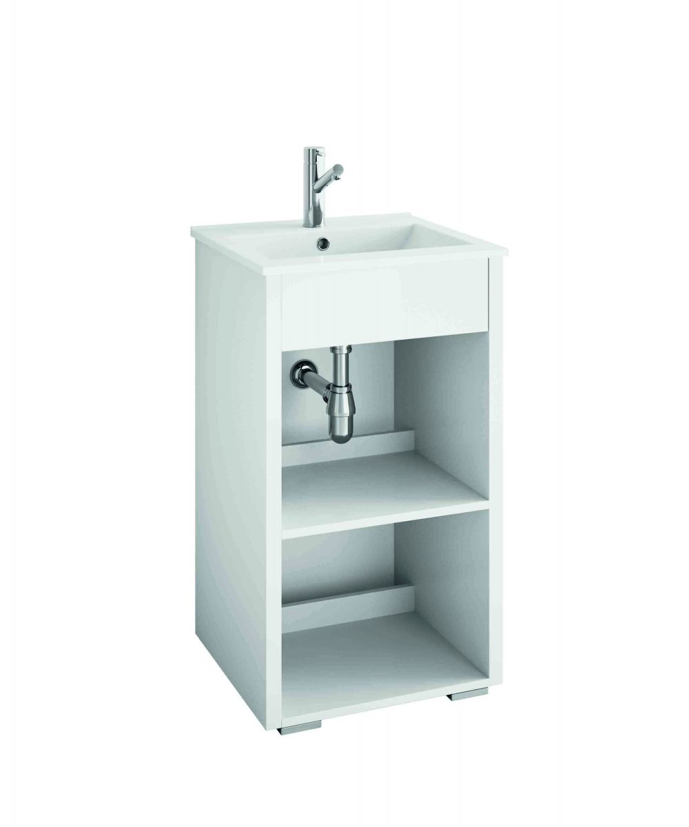 Croydex unveils easy fit bathroom furniture with Click \'N\' Lock ...