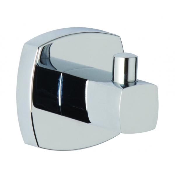 Medway Set Robe Hook Toilet Roll Holder Towel Ring