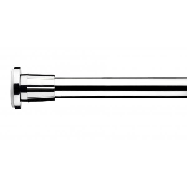 self supporting shower cubicle telescopic rod croydex. Black Bedroom Furniture Sets. Home Design Ideas