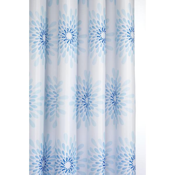 AF288424 Splash Textile Curtain; Splash Shower Curtain