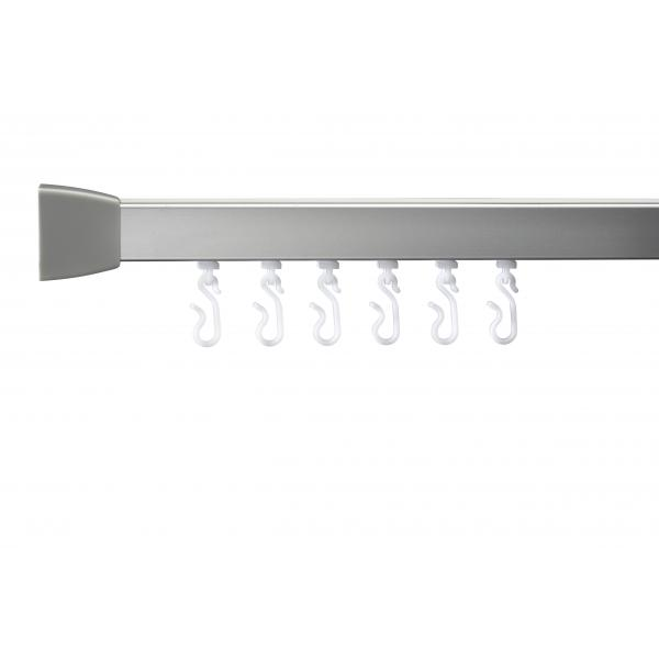 Professional Profile 800 Standard Shower Rail Straight - Croydex