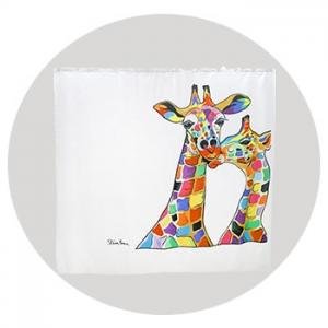 Francie & Josie Shower Curtain