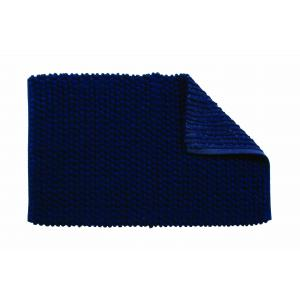 Navy Soft Cushioned Bathroom Mat