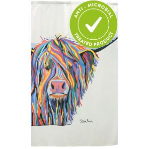 Angus McCoo Shower Curtain - Steven Brown