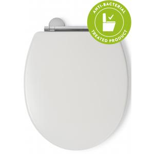 Lugano Flexi-Fix™Toilet Seat