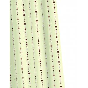 Dotty Textile Shower Curtain