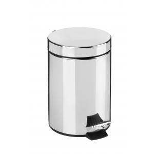 Three Litre Pedal Bin with Soft Close
