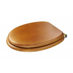 Douglas Solid Wood Toilet Seat