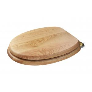 Bloomfield Solid Oak Toilet Seat