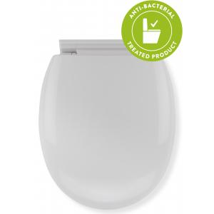 Anti-Bac Polypropylene Toilet Seat