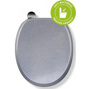 Blue Quartz Flexi-Fix™Toilet Seat