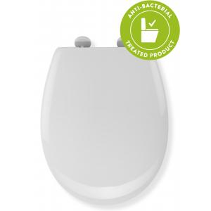Hudson Toilet Seat with Soft Close